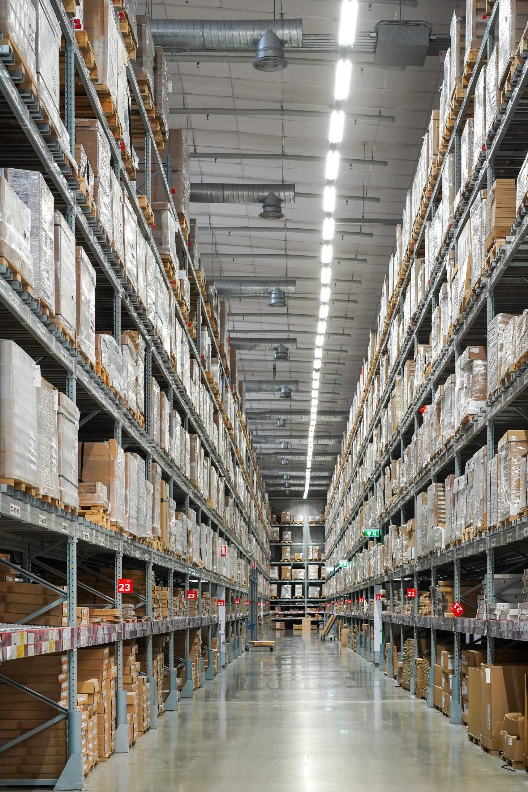 warehousing on demand